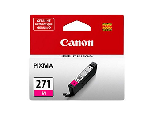 Canon CLI-271M Ink Cartridge - Magenta - Inkjet - 297 Page -