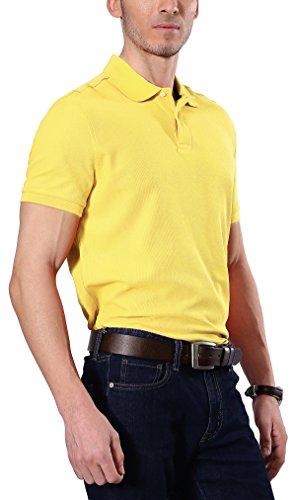 Mens Pique Golf Shirt - 6