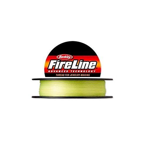 Berkley FireLine Polyethylene Thread Green 0.20mm diameter 50 yards / 45.7 meters -