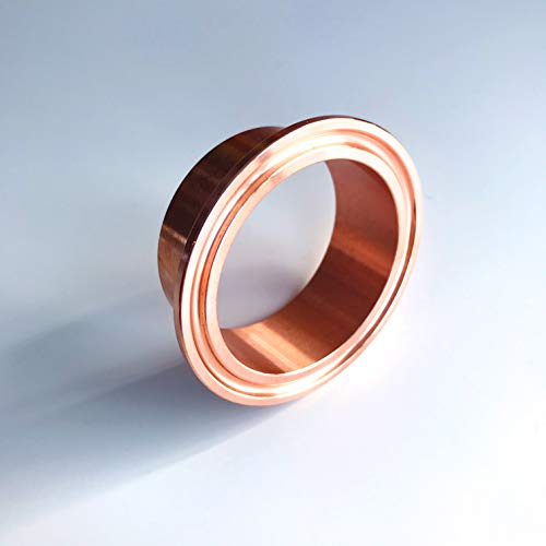 2 inch Copper Flange/Ferrule Triclamp Triclover tri-clamp Compatible