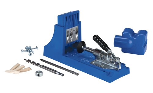 - Kreg Jig K4 Pocket Hole System