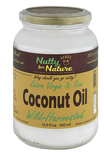 Nutty Nature Extra Virgin Cold Pressed Coconut