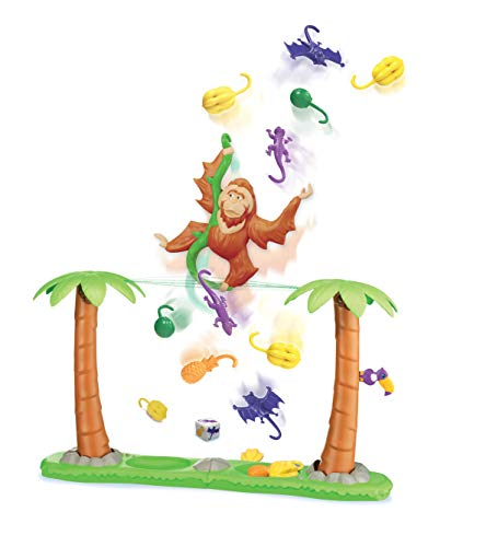 Orangutwang Kids Game - How Long Can He Hang Before He Goes Twaaang?!