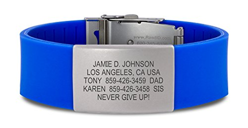 Road ID Bracelet Identification Wristband product image