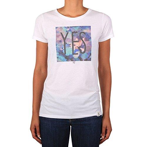 Iriedaily T-shirt Yes Thé–White