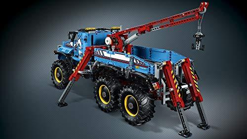 LEGO- Technic Camion Autogrù, Multicolore, 42070 4 spesavip