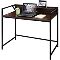 Officelax Computer Desk Modern Simple Style Home Office Desk 47 Large Size PC Laptop Study Table Workstation Writing Desk for Home and Office