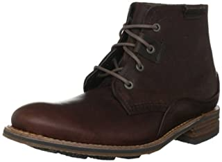 b2a1a8e3d9d09b Caterpillar Men's Cat Footwear Warren Lace Up P711800 Briar/Red Squirrel Leather  Boot 9 UK 43 M EU / 10 D(M) US (B002BNLNHS) | Amazon price tracker ...