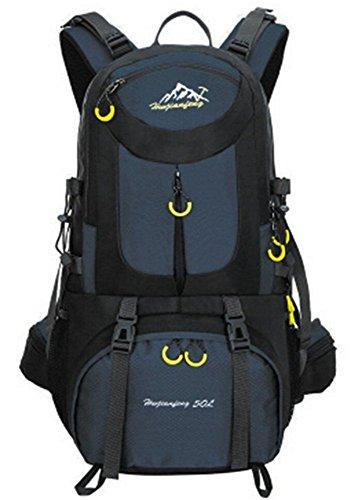 Bleu à Sac foncé Trekking Escalade de Alpinisme en voyage avec Professionnel Sac Voyage Sport plein Ultraléger Randonnée Dos en Nylon Camping air de f1wqP5d
