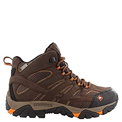 6ce7f759 Merrell Work Men's Moab Vertex Mid Waterproof SR