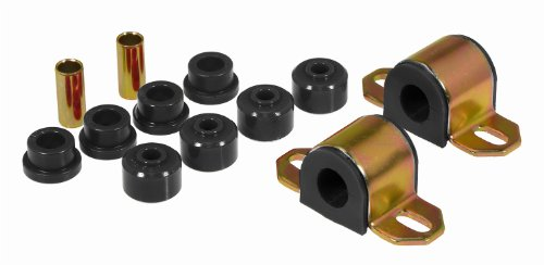 23mm Bar (Prothane 1-1106-BL Black 23 mm Front Sway Bar Bushing Kit)