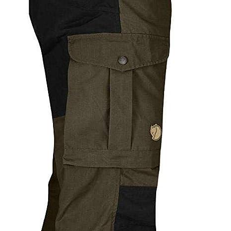 46 Hombre Verde FJALLRAVEN Vidda Pro Trouser Regular Pantalones Largos Dark Olive