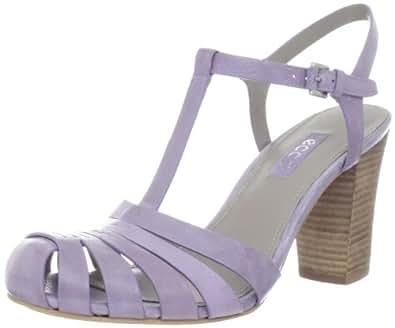 ECCO Women's Omak Closed Toe Sandal,Light Purple,36 EU/5-5.5 M US