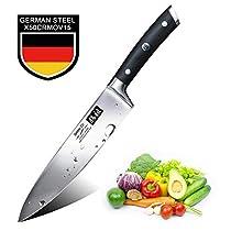 SHAN ZU Chef Knife German Steel Knife
