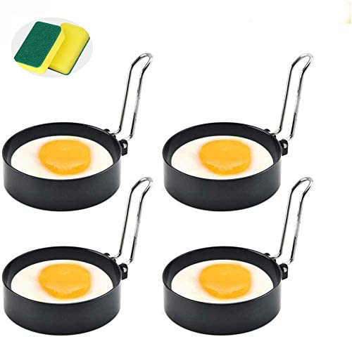 Non-stick Double Side Frying Pan Omelette Egg Breakfast Kitchen Cookware Tool