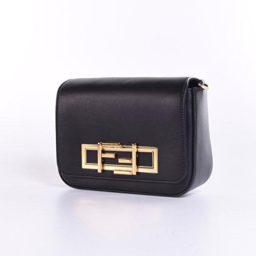 Baguette-Bag-Black