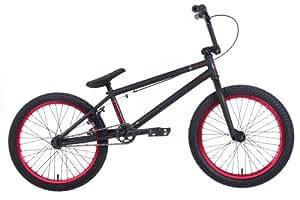 Eastern Bikes Traildigger Bike (Matte Black, 20-Inch BMX)
