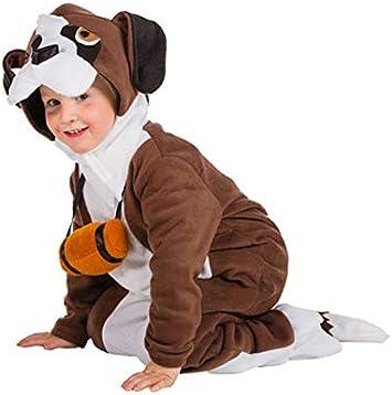 Disfraz de Perro San Bernardo para Niños: Amazon.es: Juguetes y juegos