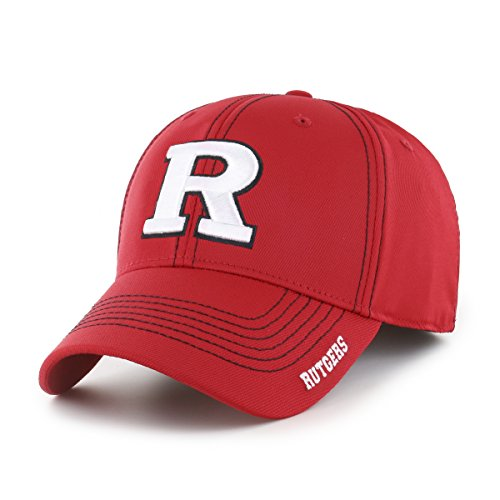 3310fe74c70 Rutgers Scarlet Knights Fitted Hats