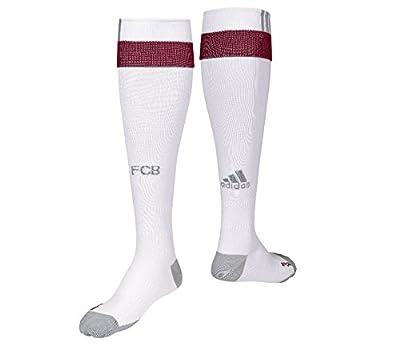 2016-2017 Bayern Munich Adidas UCL Football Socks (White)