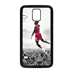 Michael Jordan The Unique Printing Art Custom Phone Case for SamSung Galaxy S5 I9600,diy cover case ygtg-352240