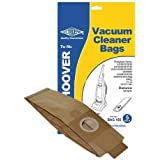 Electruepart BAG155 Hoover H20 Vacuum Cleaner Dust Cloth Paper Bag 5 Pack