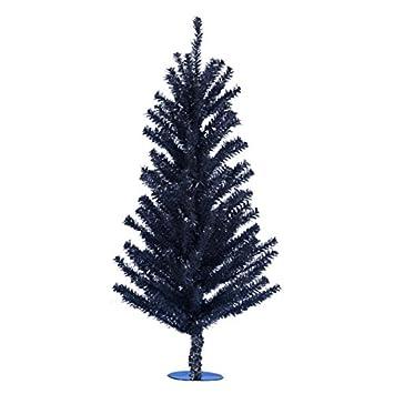 kurt adler 18 black mini christmas tree - Mini Christmas Trees