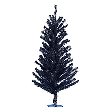 Kurt Adler 18 Black Mini Christmas Tree