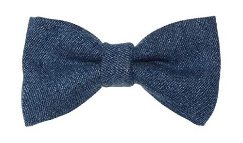 Cotton Denim Tie - 6