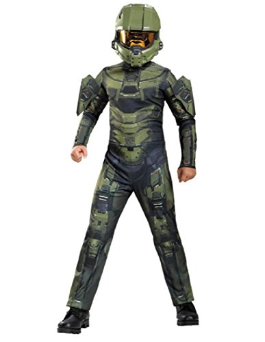 Master Chief Classic Costume, Medium (7-8)