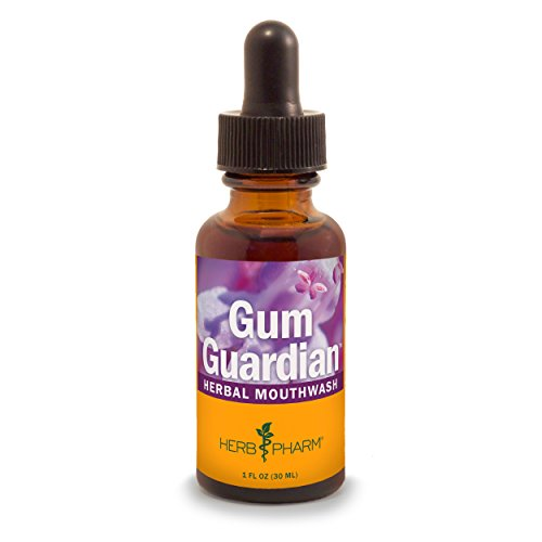 Herb Pharm Guardian Mouthwash Healthy product image