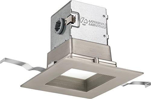 Lithonia Lighting SQ 30K 90CRI BN M6 4JBK Canless Kit 4