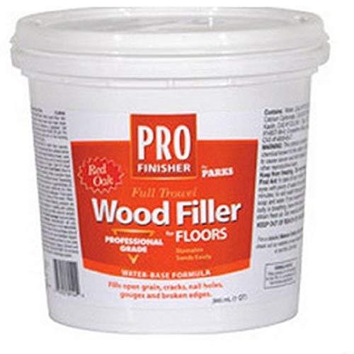 Rust-Oleum 138924 Parks Pro Finish Floor Filler