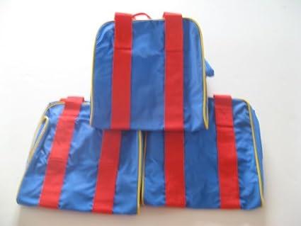 Vinilo 8 bolas de petanca bolsa por epco-3 Pack: Amazon.es ...