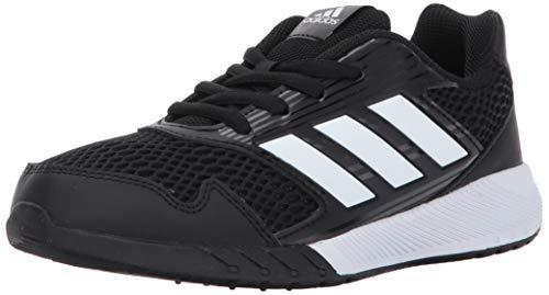 adidas Kids' Altarun Running Shoe, Black/White/Black, 3 M US Toddler ()