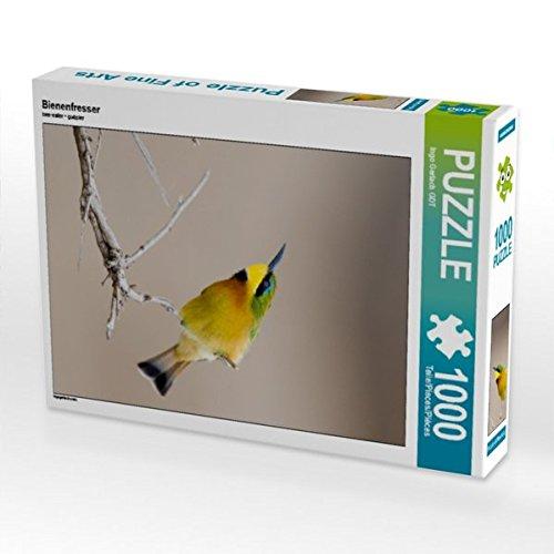 Bienenfresser 1000 Teile Puzzle Hoch