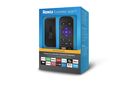 Large Product Image of Roku Express | 5X more powerful HD Streaming