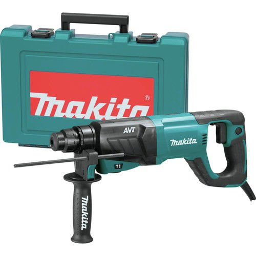 Makita HR2641-R 1 in. AVT SDS-Plus D-Handle Rotary Hammer (Certified Refurbished)
