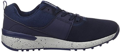 Black Men's Trainers 040150 Blue Navy bass3d xORnwUn