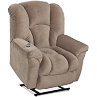ComfortMax Furniture 1165516 Two Motor Lift Recliner