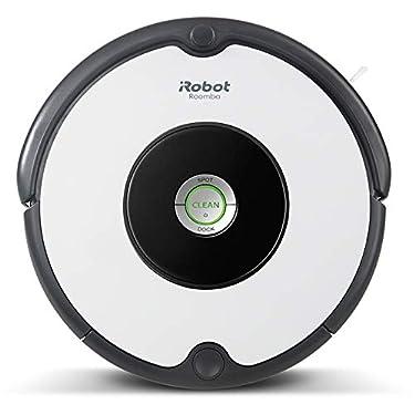 iRobot-Roomba-605-Robot-aspirador-Bueno-para-alfombras-y-suelos-duros-Tecnologia-Dirt-Detect-Sistema-de-limpieza-en-tres-fases
