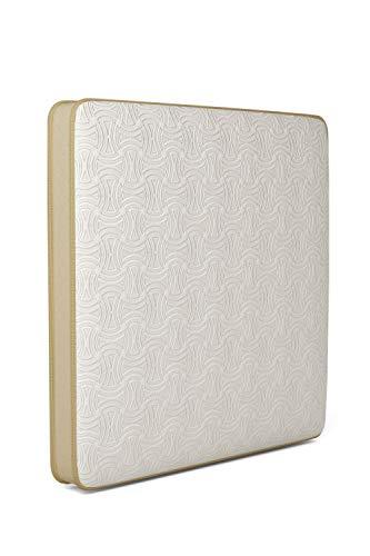 GODREJ INTERIO Spinefine 5-inch Double Size Foam Mattress (White, 78x48x5)