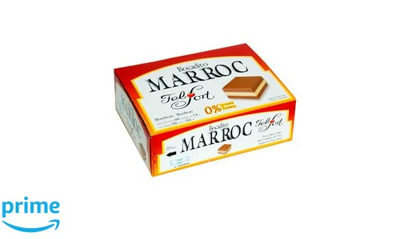 Amazon.com : Bocadito MARROC de Felfort 840 g (60 unidades) : Grocery & Gourmet Food