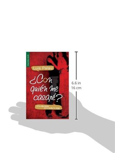Libro Con Quien Me Casare Luis Palau Pdf