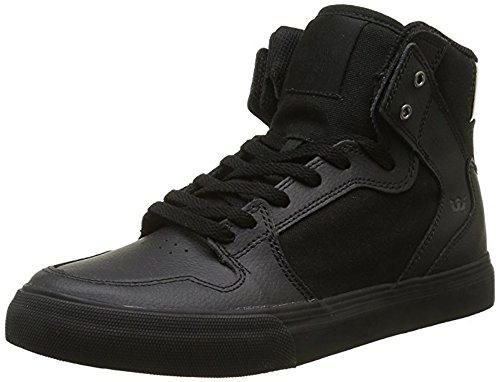 Supra Vaider LC Sneaker Weiß / Schwarz-Weiß