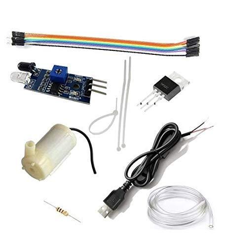 DIY Kit for Automatic Sanitizer Machine Kit (Make Your Own Sanitizer Dispenser) Price & Reviews