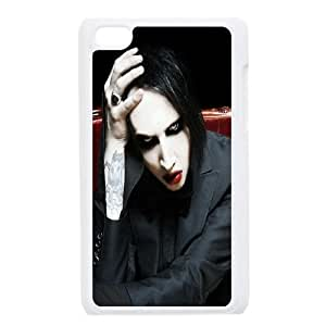 Marilyn Manson iPod Touch 4 Case White gift Q6572437