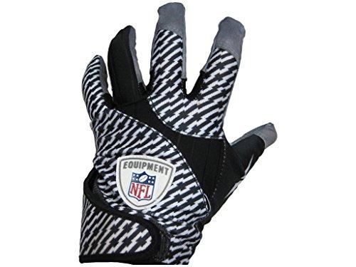 Navy Receiver Gloves (Reebok NFL Fuel Receiver