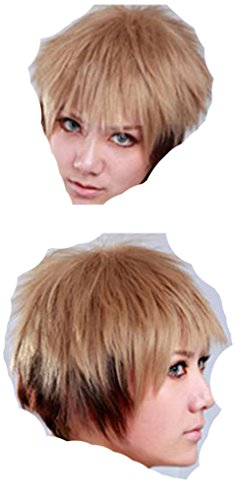 Jean Kirstein Cosplay Costume (Attack on Titan Jean Kirstein cosplay costume wig)