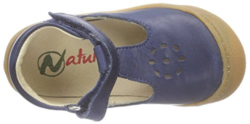 Ballerines Spazzolata Nappa Garçon Navy Bleu 3995 Naturino 4FUzSS